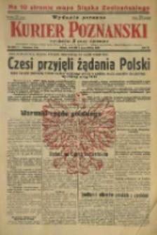 Kurier Poznański 1938.10.02 R.33 nr 451