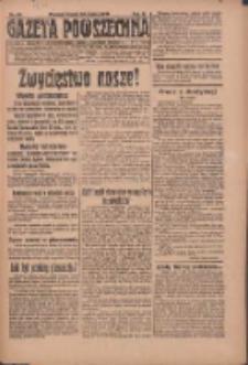 Gazeta Powszechna: organ Zjednoczenia Producentów Rolnych 1921.03.22 R.2 Nr48