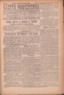 Gazeta Powszechna: organ Zjednoczenia Producentów Rolnych 1921.06.16 R.2 Nr117