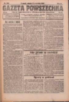 Gazeta Powszechna: organ Zjednoczenia Producentów Rolnych 1921.09.17 R.2 Nr195