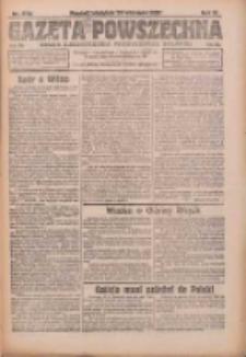 Gazeta Powszechna: organ Zjednoczenia Producentów Rolnych 1921.09.25 R.2 Nr202