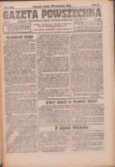 Gazeta Powszechna: organ Zjednoczenia Producentów Rolnych 1921.09.28 R.2 Nr204