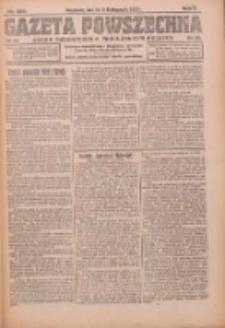 Gazeta Powszechna: organ Zjednoczenia Producentów Rolnych 1921.11.09 R.2 Nr239