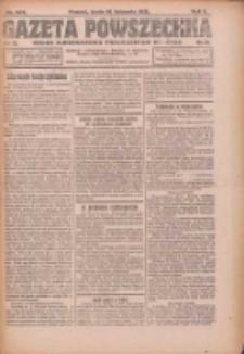Gazeta Powszechna: organ Zjednoczenia Producentów Rolnych 1921.11.16 R.2 Nr245
