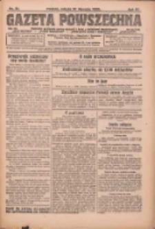 Gazeta Powszechna: organ Zjednoczenia Producentów Rolnych 1923.01.27 R.4 Nr21