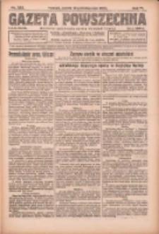 Gazeta Powszechna: organ Zjednoczenia Producentów Rolnych 1923.10.12 R.4 Nr233