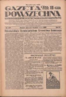 Gazeta Powszechna 1930.10.12 R.11 Nr237