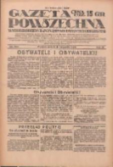 Gazeta Powszechna 1930.11.08 R.11 Nr259