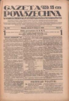 Gazeta Powszechna 1930.11.11 R.11 Nr261