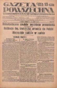 Gazeta Powszechna: wychodzi codziennie z czterema dodatkami tygodniowemi 1929.01.04 R.10 Nr3