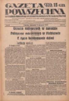 Gazeta Powszechna: wychodzi codziennie z czterema dodatkami tygodniowemi 1929.01.06 R.10 Nr5