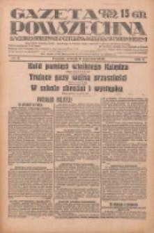 Gazeta Powszechna: wychodzi codziennie z czterema dodatkami tygodniowemi 1929.01.08 R.10 Nr6