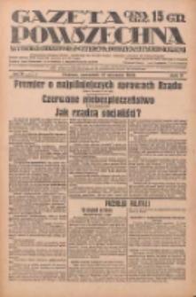 Gazeta Powszechna: wychodzi codziennie z czterema dodatkami tygodniowemi 1929.01.11 R.10 Nr9