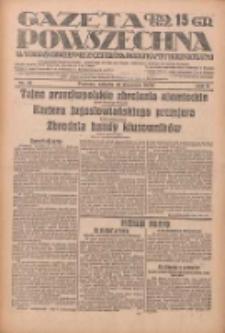 Gazeta Powszechna: wychodzi codziennie z czterema dodatkami tygodniowemi 1929.01.19 R.10 Nr16
