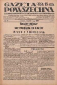 Gazeta Powszechna: wychodzi codziennie z czterema dodatkami tygodniowemi 1929.02.05 R.10 Nr29