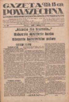 Gazeta Powszechna: wychodzi codziennie z czterema dodatkami tygodniowemi 1929.02.06 R.10 Nr30