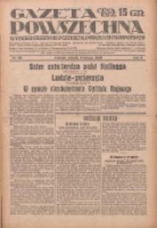 Gazeta Powszechna: wychodzi codziennie z czterema dodatkami tygodniowemi 1929.02.09 R.10 Nr33