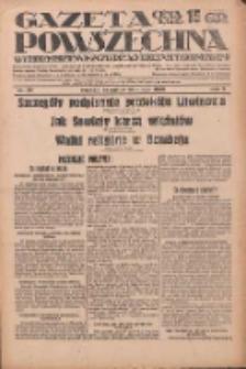 Gazeta Powszechna: wychodzi codziennie z czterema dodatkami tygodniowemi 1929.02.14 R.10 Nr37