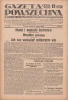 Gazeta Powszechna: wychodzi codziennie z czterema dodatkami tygodniowemi 1929.03.15 R.10 Nr62