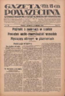 Gazeta Powszechna: wychodzi codziennie z czterema dodatkami tygodniowemi 1929.03.28 R.10 Nr73