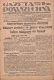 Gazeta Powszechna: wychodzi codziennie z czterema dodatkami tygodniowemi 1929.03.31 R.10 Nr76