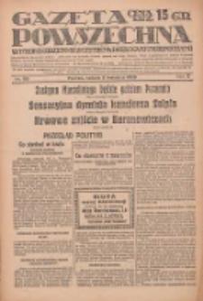Gazeta Powszechna: wychodzi codziennie z czterema dodatkami tygodniowemi 1929.04.06 R.10 Nr80