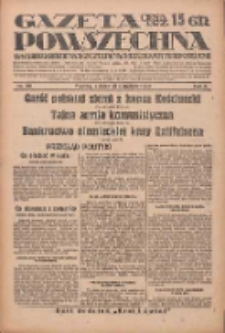 Gazeta Powszechna: wychodzi codziennie z czterema dodatkami tygodniowemi 1929.04.13 R.10 Nr86