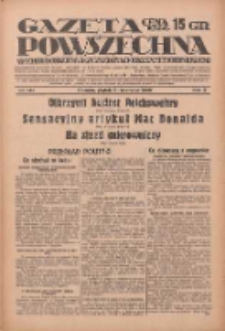 Gazeta Powszechna: wychodzi codziennie z czterema dodatkami tygodniowemi 1929.06.21 R.10 Nr141