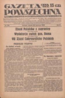 Gazeta Powszechna: wychodzi codziennie z czterema dodatkami tygodniowemi 1929.06.25 R.10 Nr144