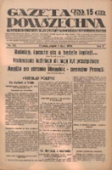 Gazeta Powszechna: wychodzi codziennie z czterema dodatkami tygodniowemi 1929.07.05 R.10 Nr152