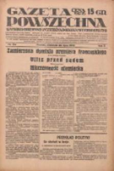Gazeta Powszechna: wychodzi codziennie z czterema dodatkami tygodniowemi 1929.07.28 R.10 Nr172