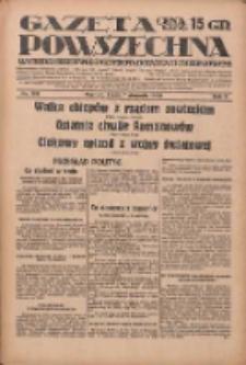 Gazeta Powszechna: wychodzi codziennie z czterema dodatkami tygodniowemi 1929.08.07 R.10 Nr180