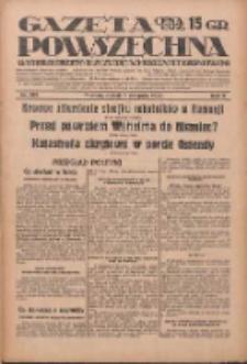 Gazeta Powszechna: wychodzi codziennie z czterema dodatkami tygodniowemi 1929.08.09 R.10 Nr182