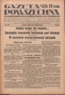 Gazeta Powszechna: wychodzi codziennie z czterema dodatkami tygodniowemi 1929.08.28 R.10 Nr197