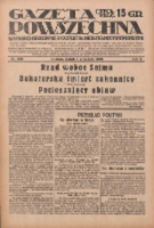 Gazeta Powszechna: wychodzi codziennie z czterema dodatkami tygodniowemi 1929.09.06 R.10 Nr205