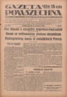 Gazeta Powszechna: wychodzi codziennie z czterema dodatkami tygodniowemi 1929.09.17 R.10 Nr214