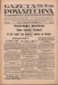 Gazeta Powszechna: wychodzi codziennie z czterema dodatkami tygodniowemi 1929.10.10 R.10 Nr234