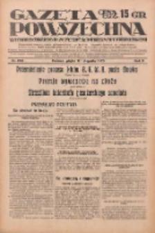 Gazeta Powszechna: wychodzi codziennie z czterema dodatkami tygodniowemi 1929.11.08 R.10 Nr258