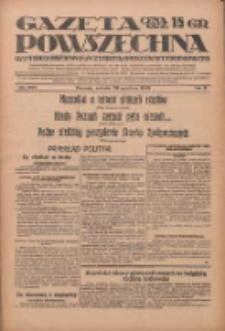 Gazeta Powszechna: wychodzi codziennie z czterema dodatkami tygodniowemi 1929.12.28 R.10 Nr299