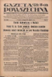 Gazeta Powszechna: wychodzi codziennie z czterema dodatkami tygodniowemi 1929.12.29 R.10 Nr300