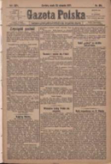 Gazeta Polska: codzienne pismo polsko-katolickie dla wszystkich stanów 1920.08.25 R.24 Nr194
