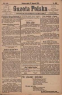 Gazeta Polska: codzienne pismo polsko-katolickie dla wszystkich stanów 1920.08.27 R.24 Nr196