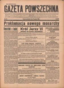 Gazeta Powszechna 1936.12.14 R.19 Nr290