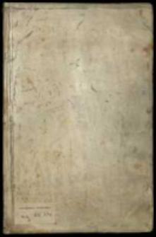"""Acta interregni post Sigismundi Augusti regias mortem ad Henrici usque coronationem"" oraz materiały historyczno-literackie z lat 1590-1683"