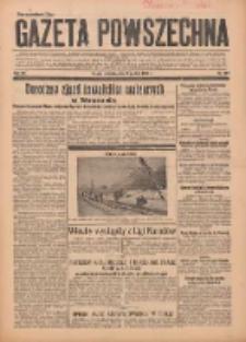 Gazeta Powszechna 1937.12.12 R.20 Nr287