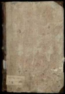 Diaryusz peregrinatyi niemieckiey, czeskiey y włoskiey ziemi czyniony przeze mnie, Theodora Billewicza, stolnika zmuydzkiego anno 1677 men. Aug. 13 dnia