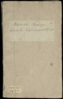 Historia Kościoła Chrześcijańskiego przez Jana Macieja Schroeckha, Lipsk, 1772 drugie wydanie. Tom I