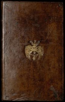 """""""Promptuarium recessuum ex Thorunensi cancellaria paratum sive sacrarium secretarii Thoruniensis. Auctoribus P. Gregorio Hesio et Simone Schultio P. aliis."""""""