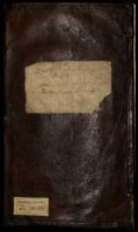Dyaryusz albo relacya seymu piotrkowskiego za krola IMści Zygmunta Augusta gdzie iest rzecz ratione poięcia za żonę xiężny IMści Radziwiłłowey