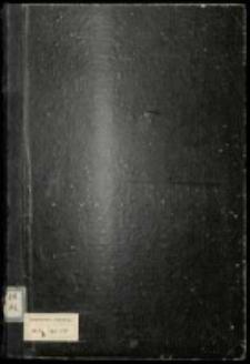 Thesaurus in calamitatibus Regni absconditus nunc sub [...] auspiciis [...] Augusti II [...] per Comissarios vigore Constitutionis Grodnensis 1726 elevatus et [...] Francisco Maximiliano a Tenczyn Ossolinski supremo Regni thesaurario [...] traditus Anno [...] 1730